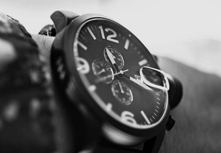 Garmin watch